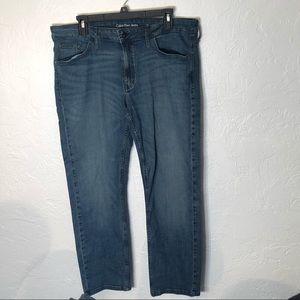 Calvin Klein Jeans Slim Boyfriend,  Size 14